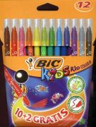 Bic Kids Couleur flamastry 10+2